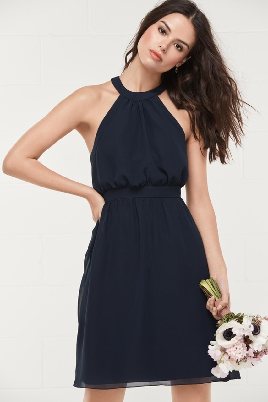 Wtoo Style 403K by Watters Bridesmaid Dress - Inna Chiffon