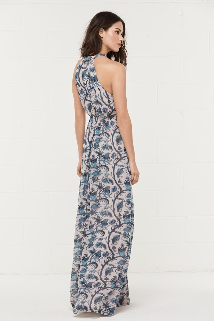 Wtoo Style 403P by Watters Bridesmaid Dress - Print Inna Chiffon