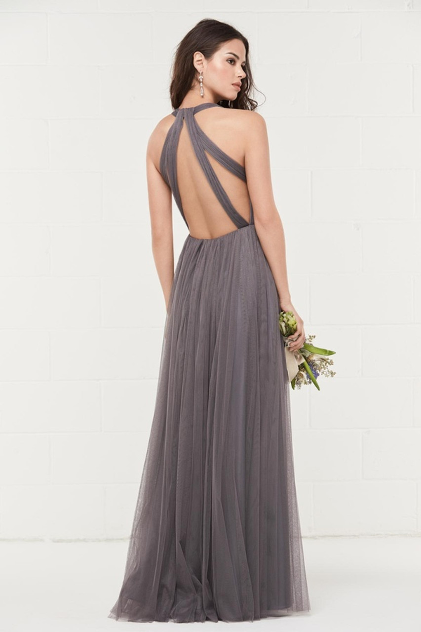 Wtoo Style 444 by Watters Bridesmaid Dress - Bobbinet Tulle