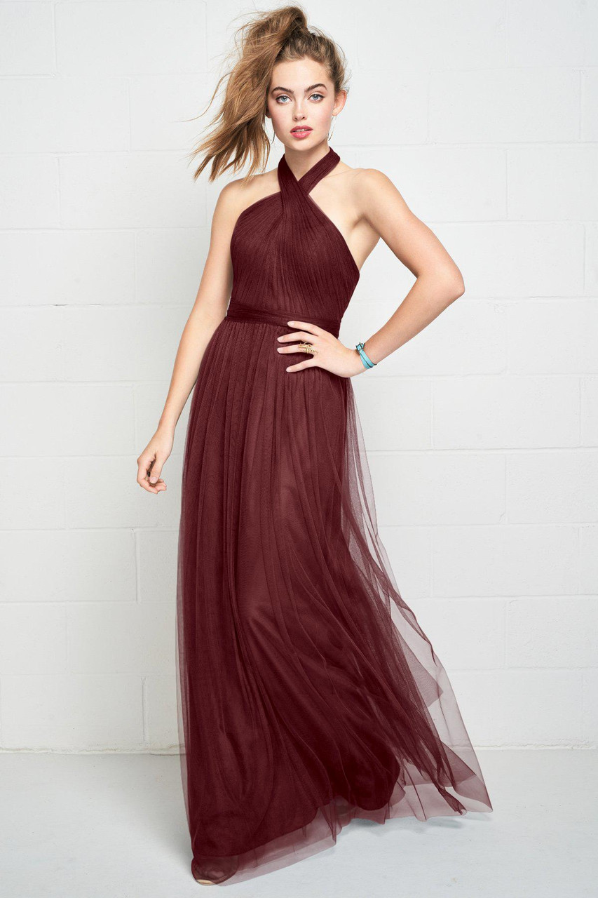 Wtoo Style 560 by Watters Bridesmaid Dress - Bobbinet Tulle