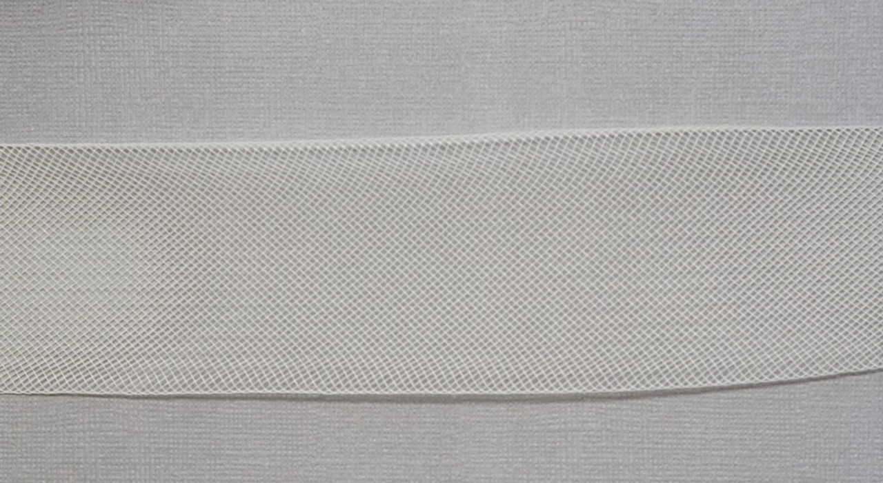 """Illusions Bridal Veils Style Number: D-362-H - 30""""X 36"""" 2"""" Horsehair (drop)"""
