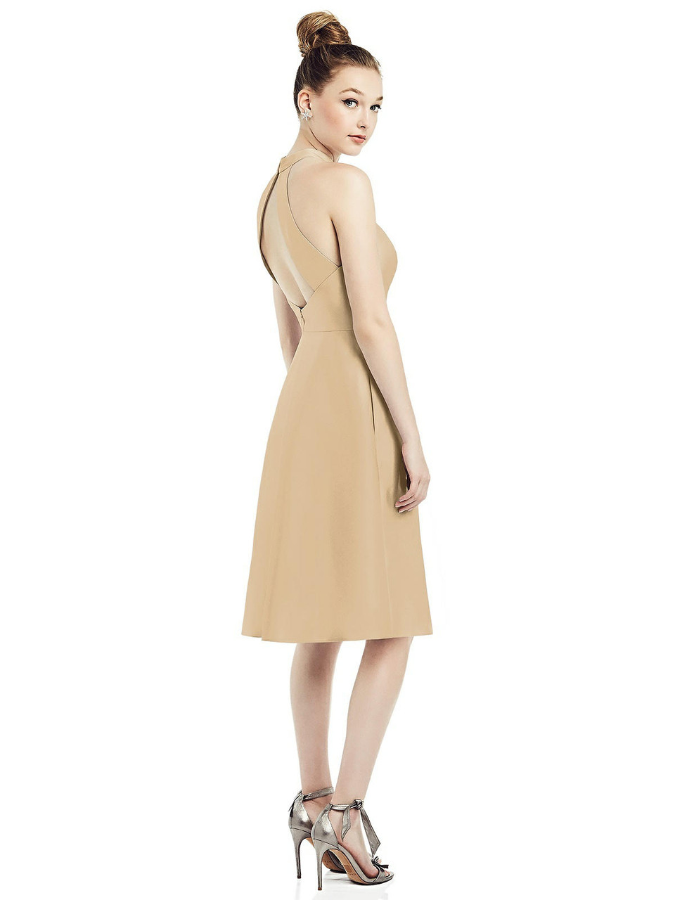 Alfred Sung Style D773 - Sateen Twill