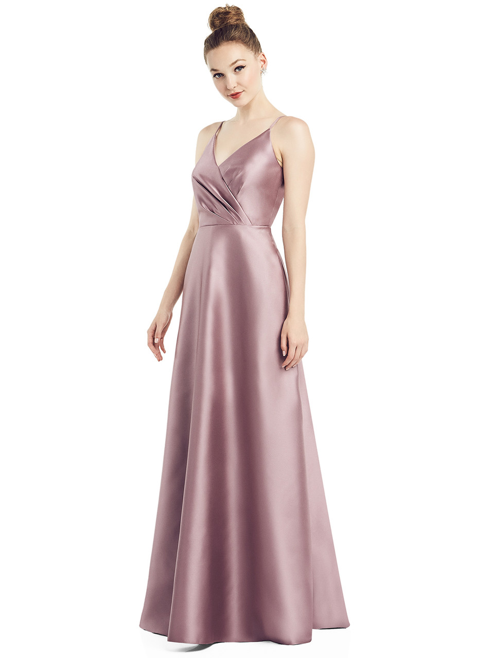 Alfred Sung Style D776 - Sateen Twill