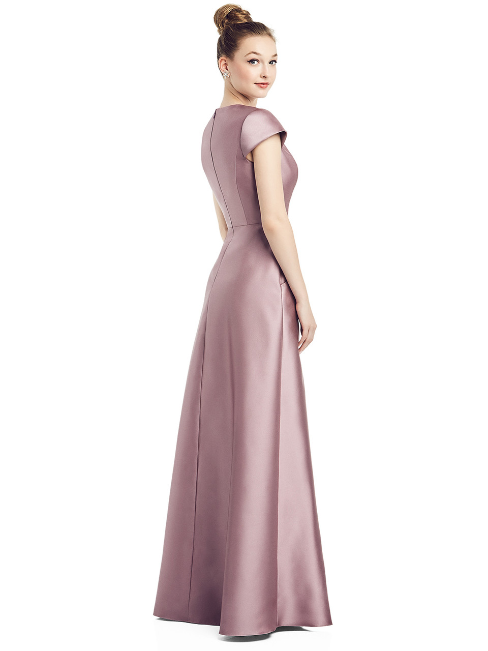 Alfred Sung Style D779 - Sateen Twill