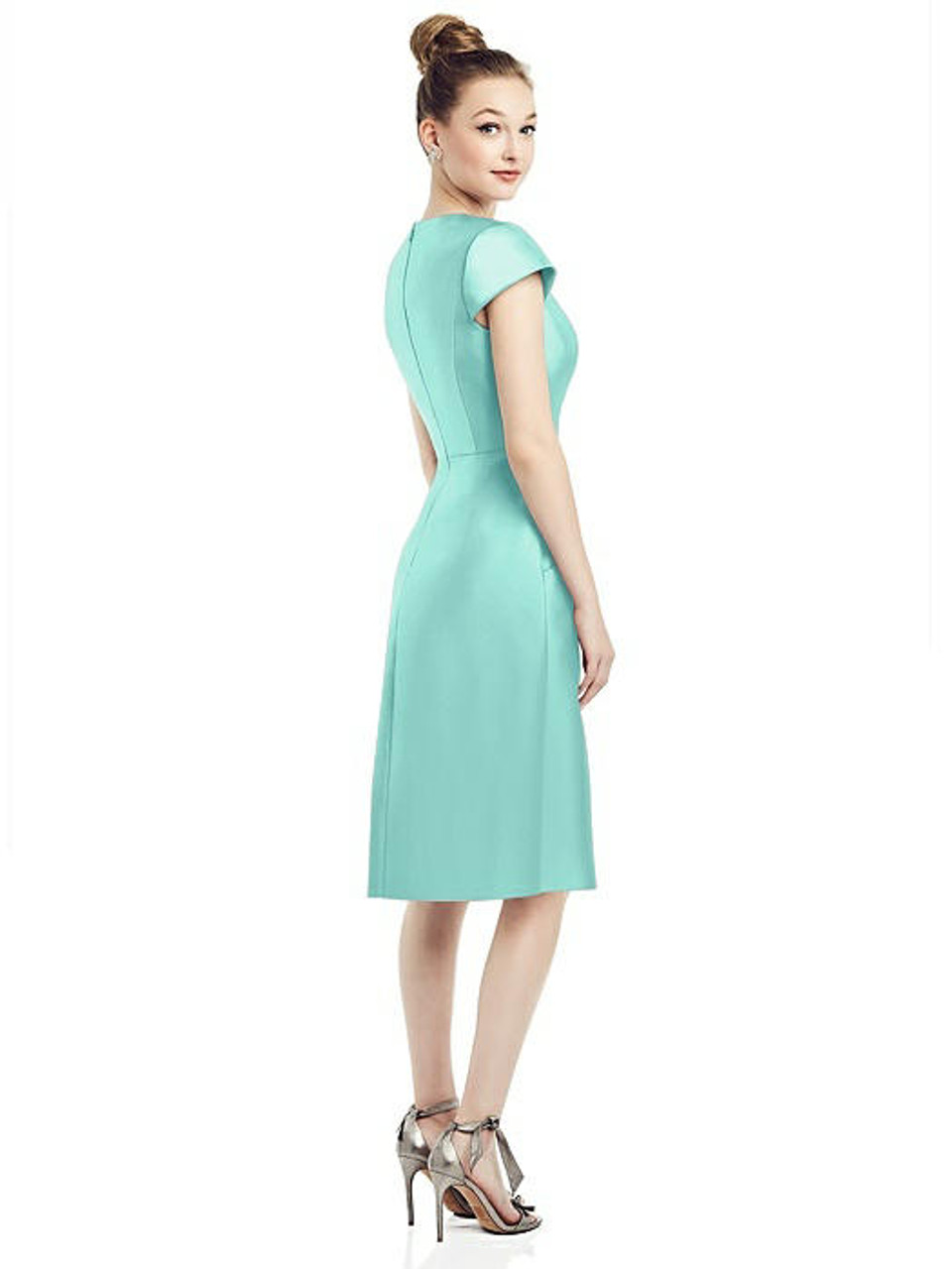 Alfred Sung Style D790 - Sateen Twill