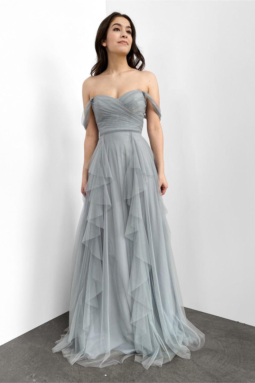 Cartwright 147 | Wtoo Bridesmaids - Bobbinet Tulle