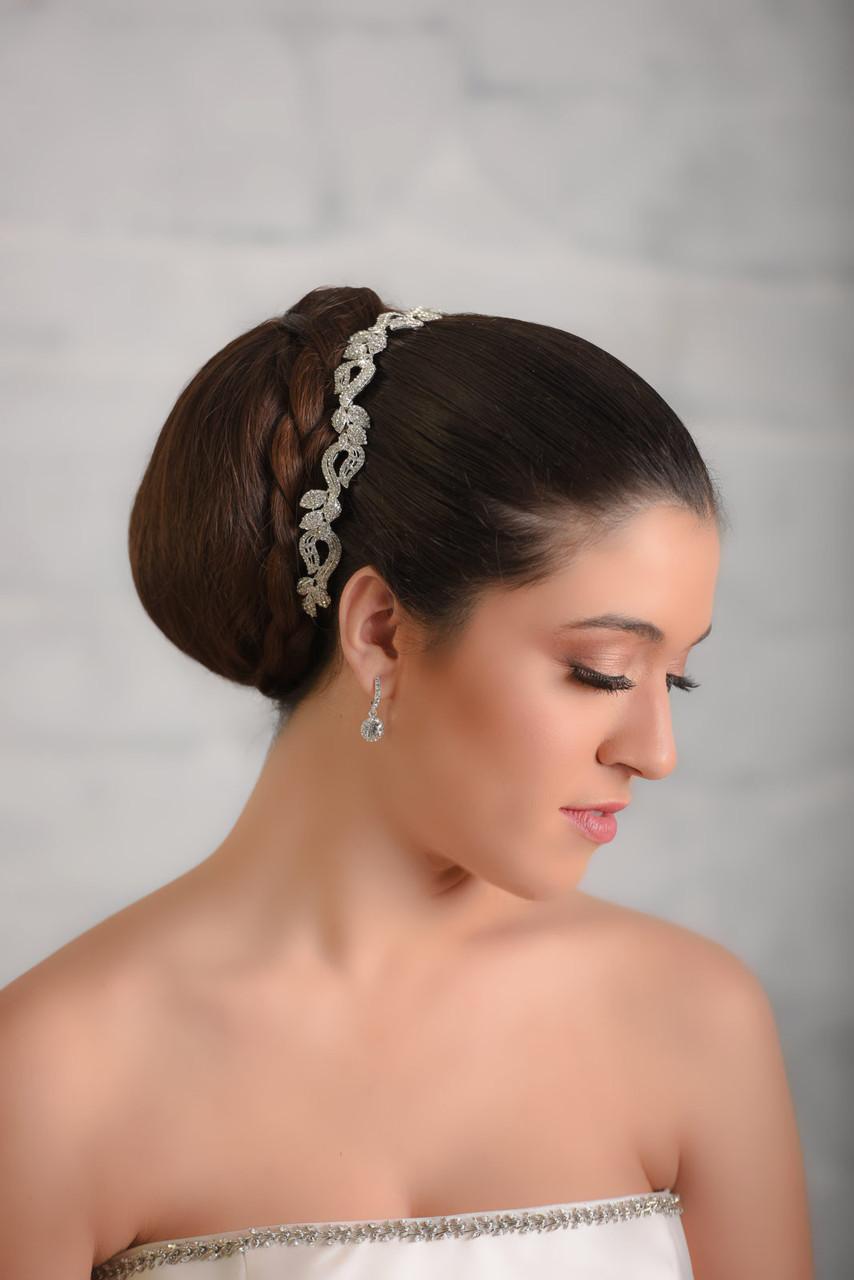 Maritza Bridal Headpiece 1039 - Vine Flex