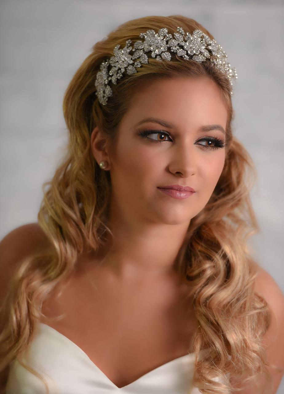 Maritza Bridal Headpiece 1048 - Headband