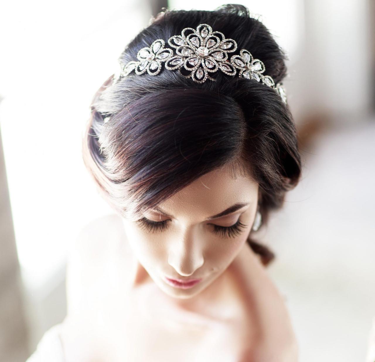 Maritza Bridal Headpiece 1087 - Headband