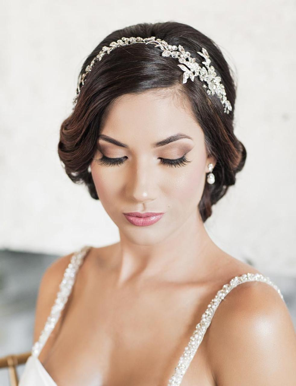 Maritza Bridal Headpiece 1103 - Headband