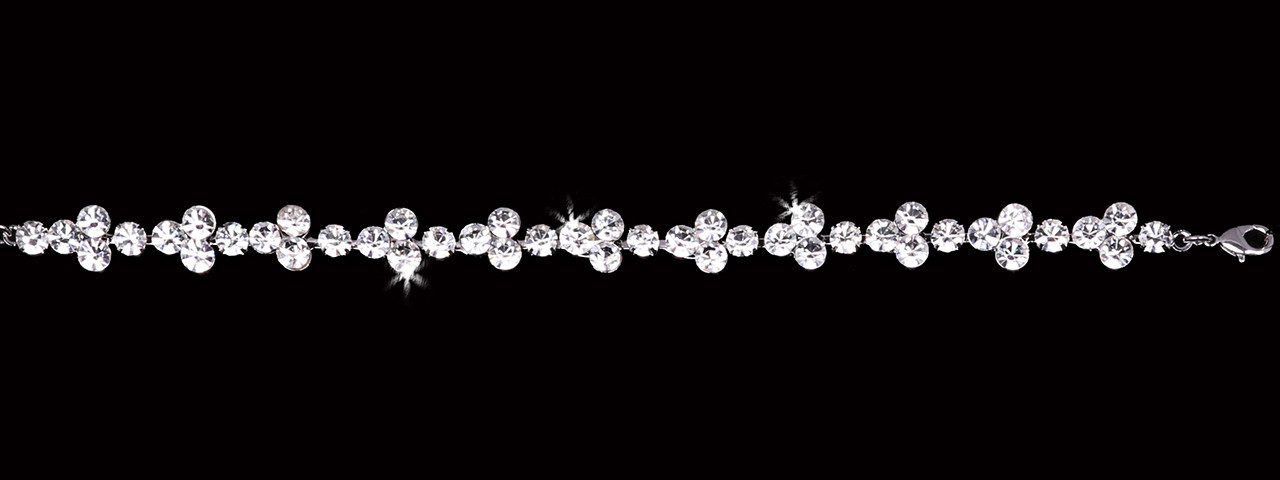 En Vogue Bridal Bracelet Set - Style BL2074