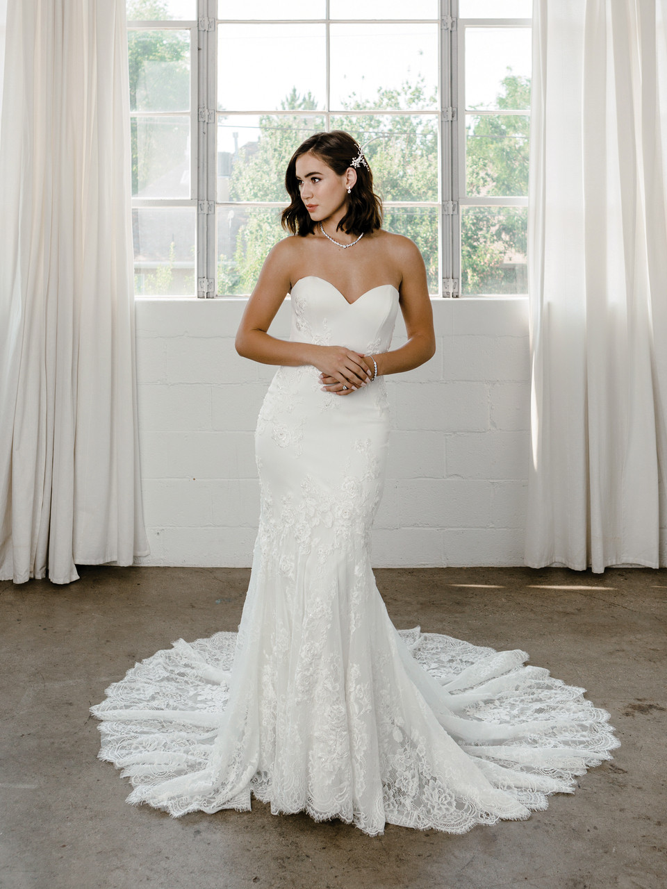 En Vogue Bridal Bracelet Set - Style BL2171
