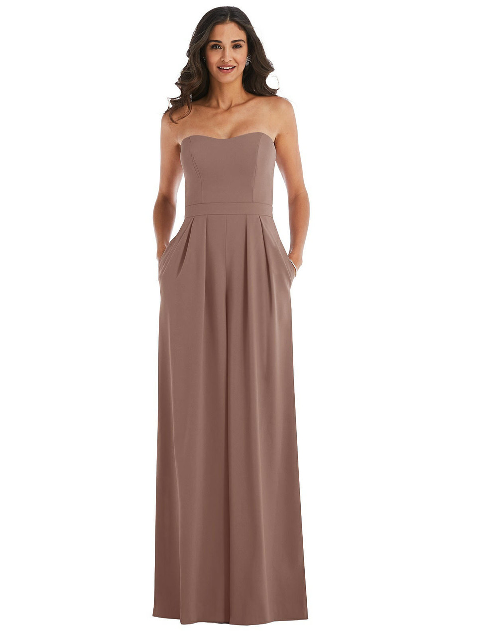 After Six Bridesmaid Dress Style 6833 - Crepe