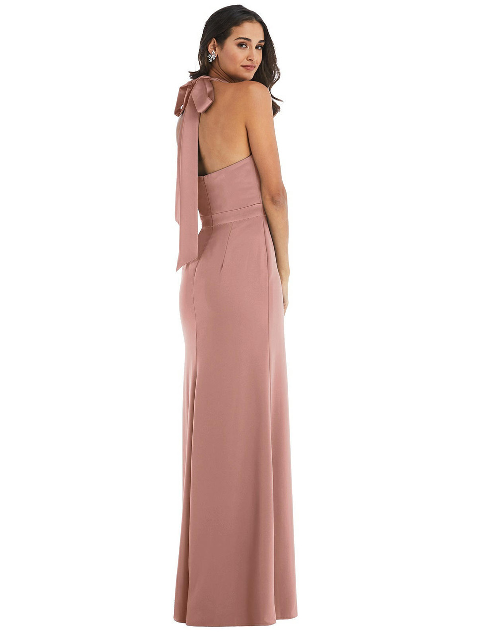 After Six Bridesmaid Dress Style 6834 - Crepe