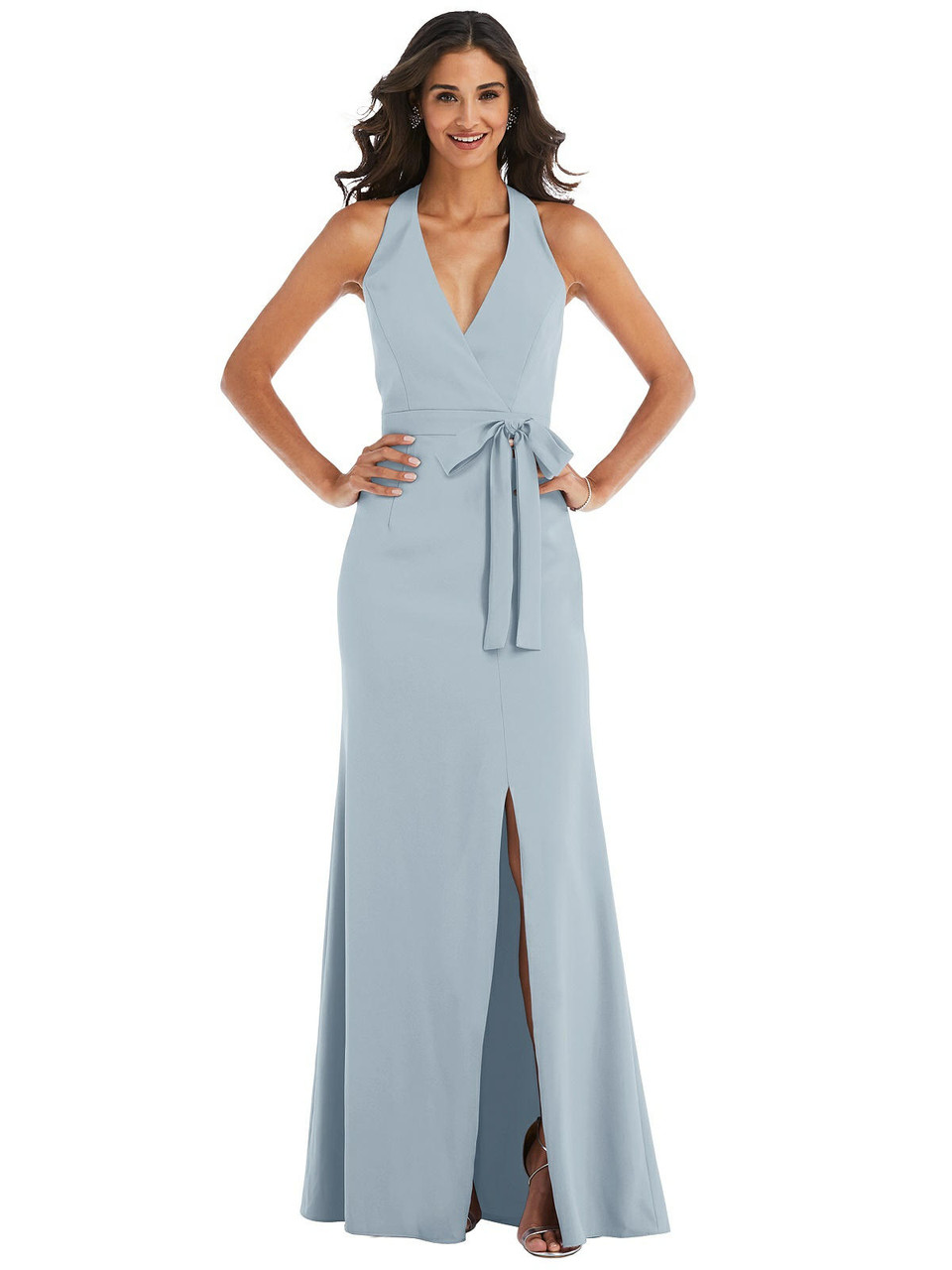 After Six Bridesmaid Dress Style 6836 - Crepe