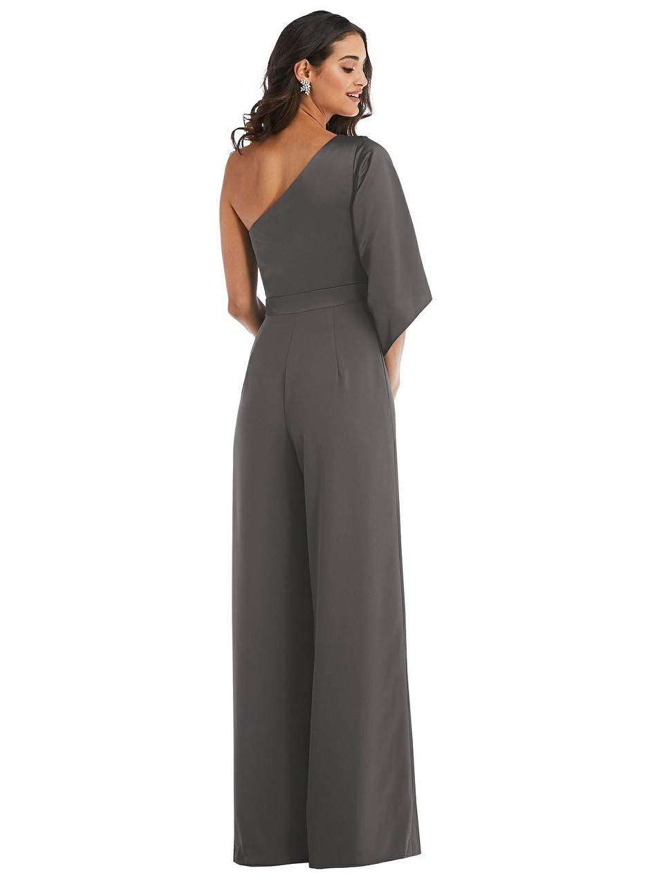 After Six Bridesmaid Dress Style 6839 - Crepe