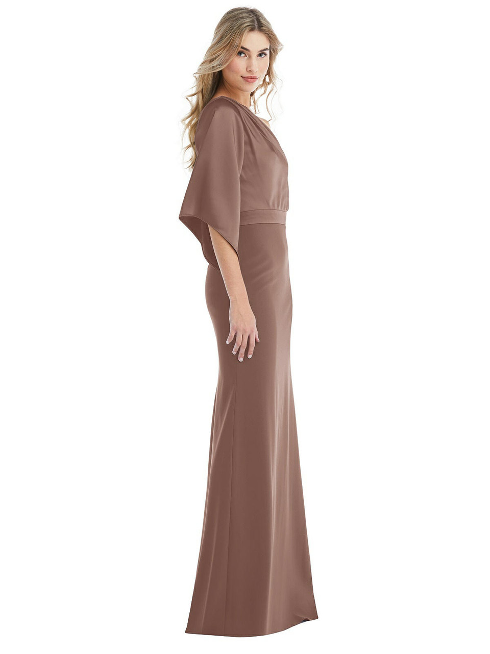 After Six Bridesmaid Dress Style 6840 - Crepe