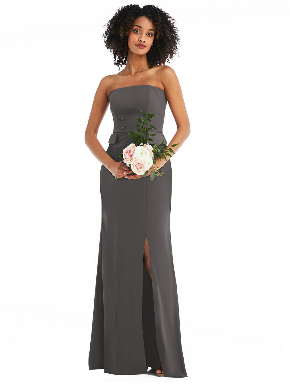 After Six Bridesmaid Dress Style 6841 - Crepe