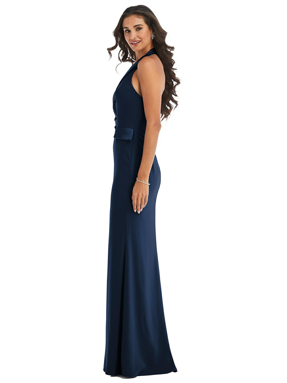After Six Bridesmaid Dress Style 6842 - Crepe