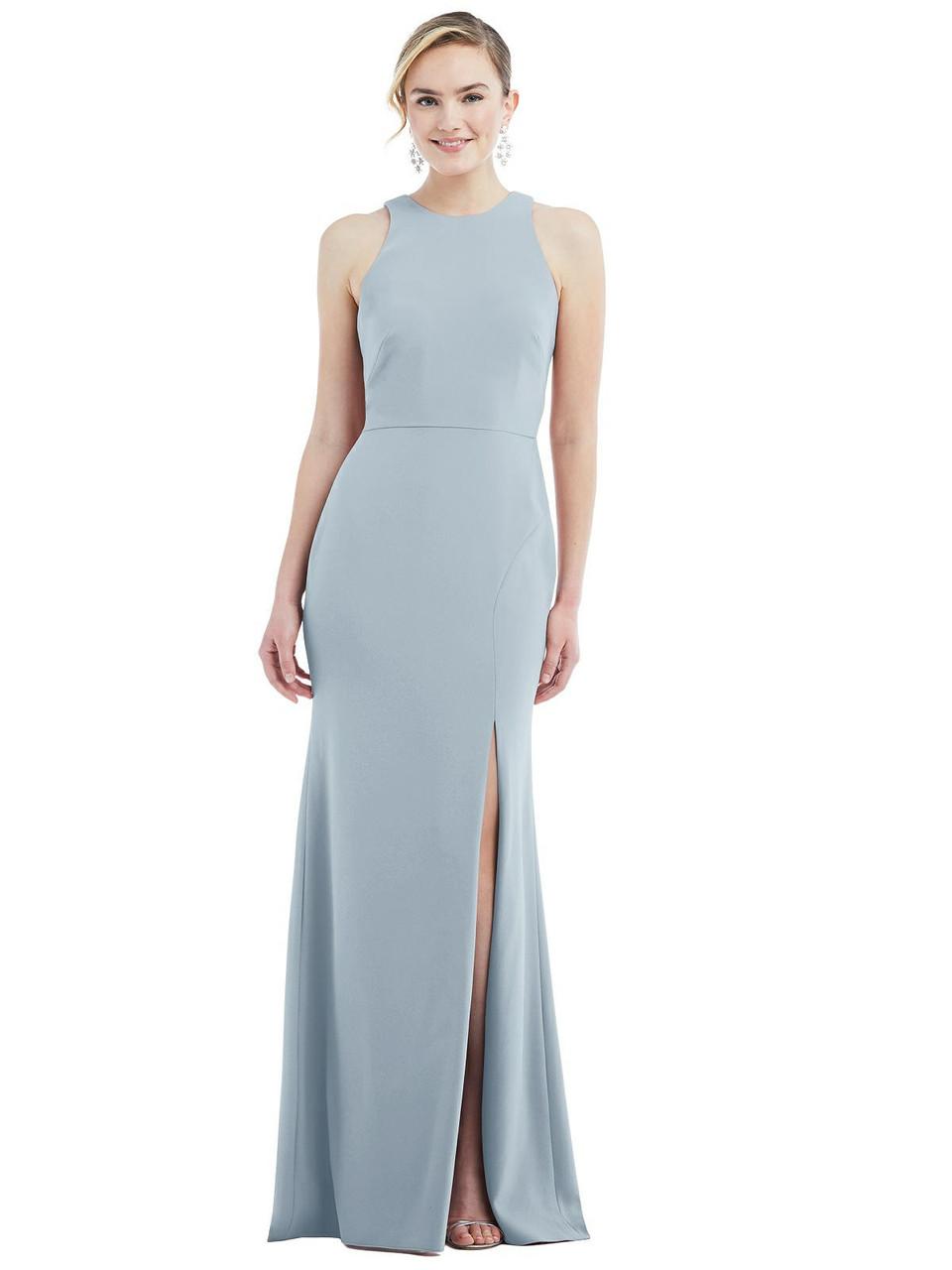 Dessy Bridesmaid Dress 3084 - Crepe