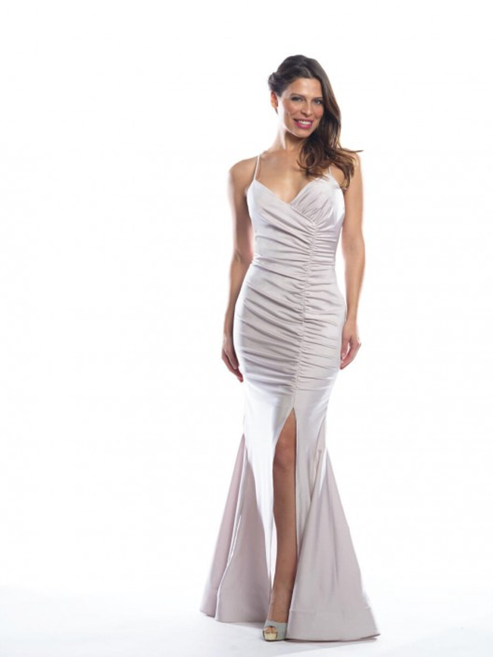 Bari Jay 2060 Ruched - Lux Stretch