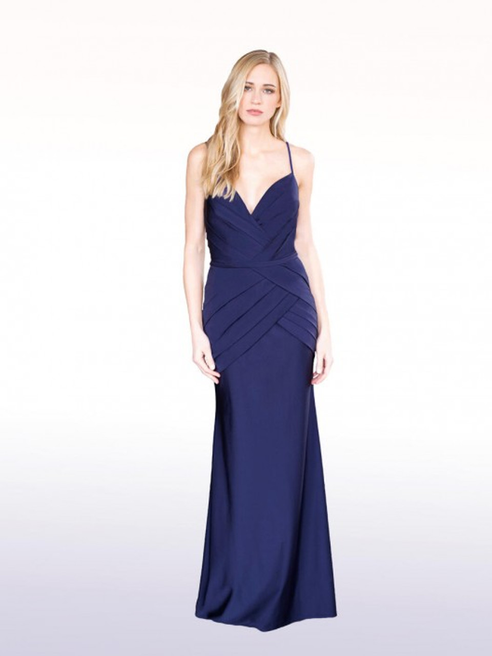 Bari Jay 2066 Front Pleated - Lux Stretch