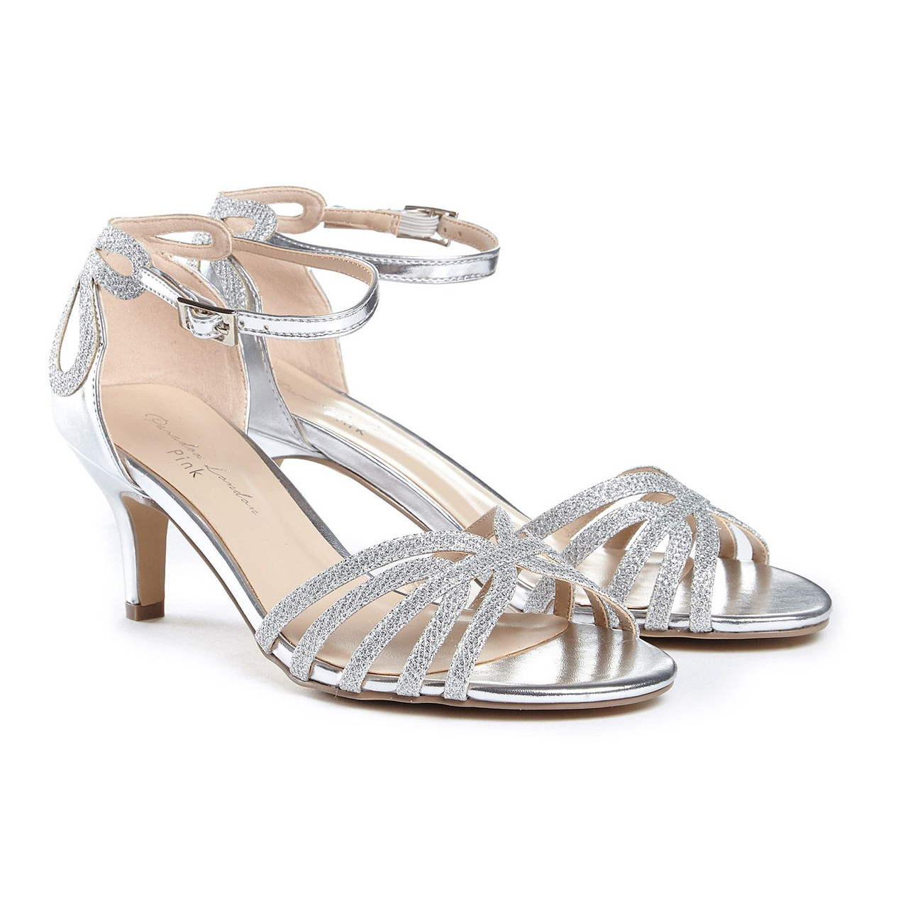 Paradox London Melby Silver - Pink Collection - Standard Medium Size