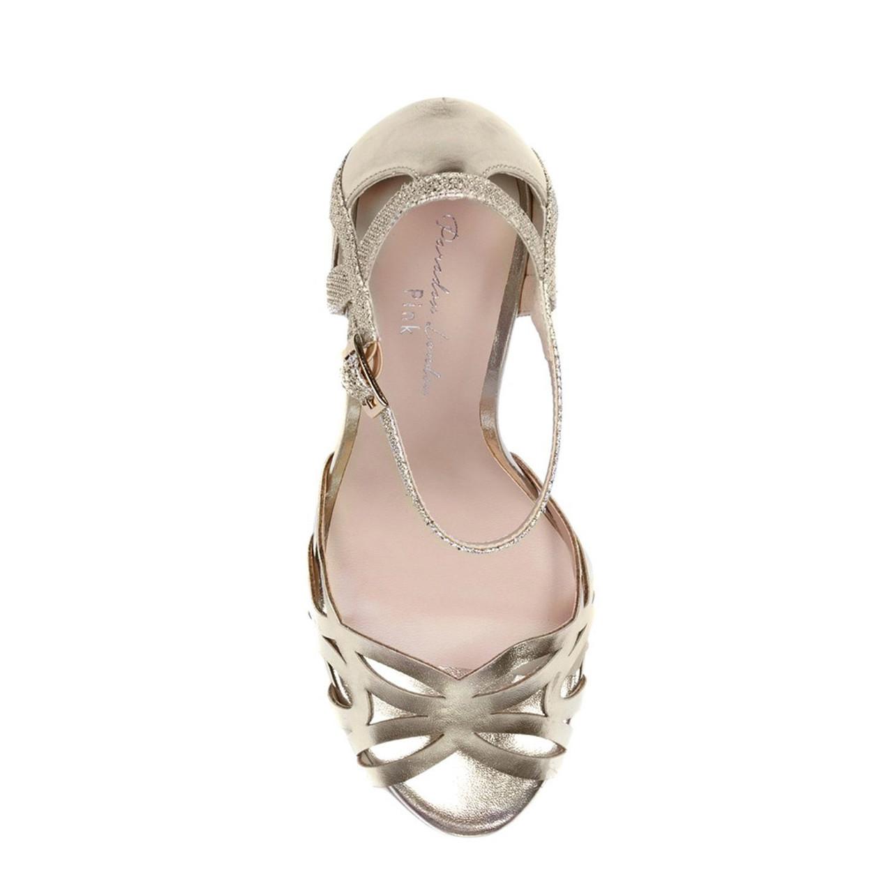 Paradox London Monica Gold - Pink Collection - Standard Medium Size