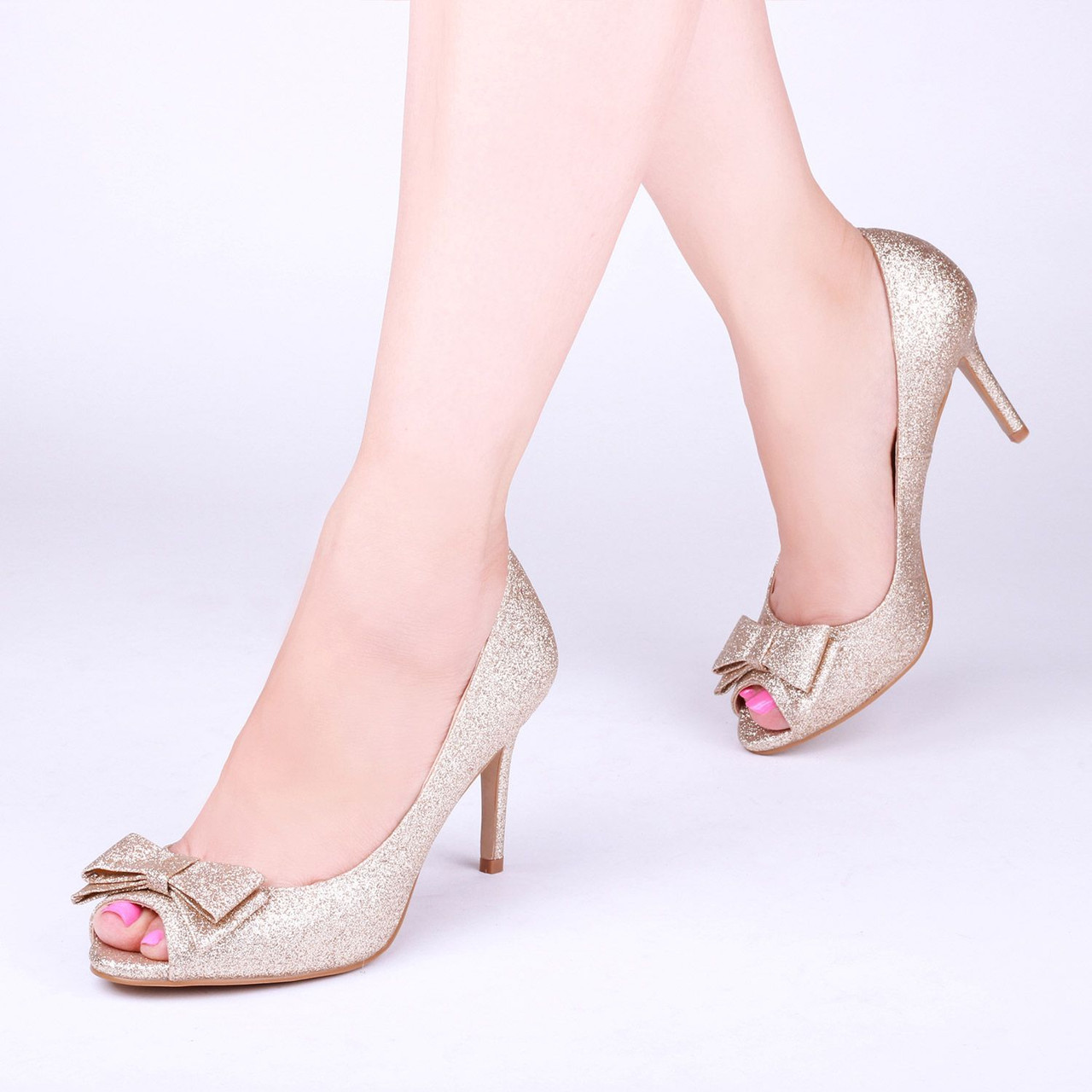 Paradox London Piper Champagne - Pink Collection - Standard Medium Size