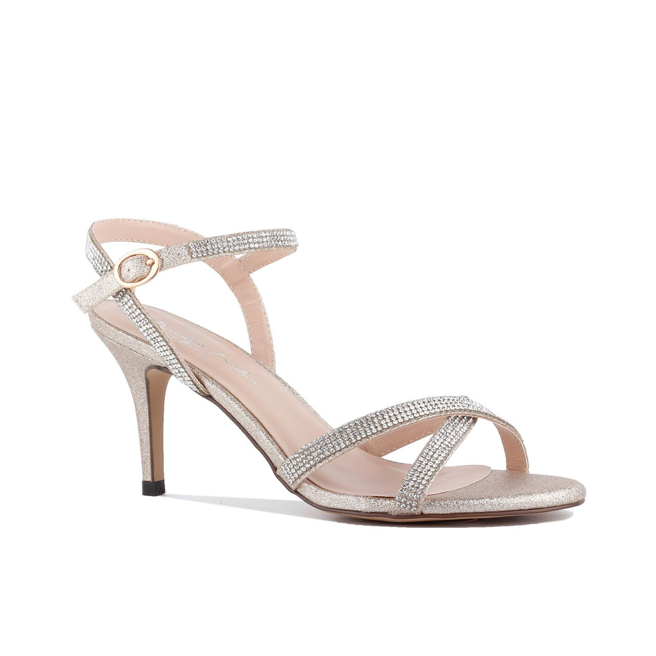 Paradox London Riva Champagne - Pink Collection - Standard Medium Size
