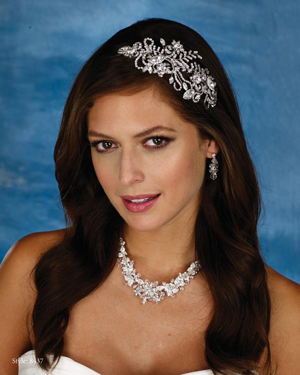 Marionat Bridal Headpieces 8437 - Marionat Bridal Accessories