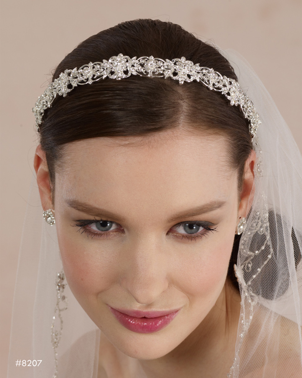 Marionat Bridal Headpieces 8207 - Marionat Bridal Accessories