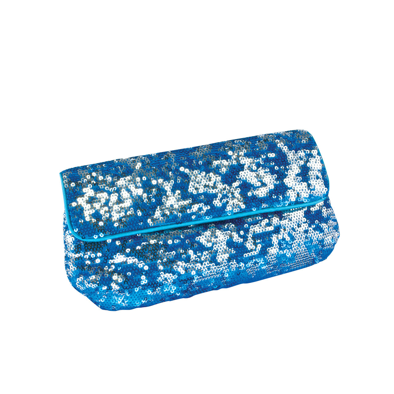 Dyeables Handbags Accessory HB2029 - Turquoise Sequins