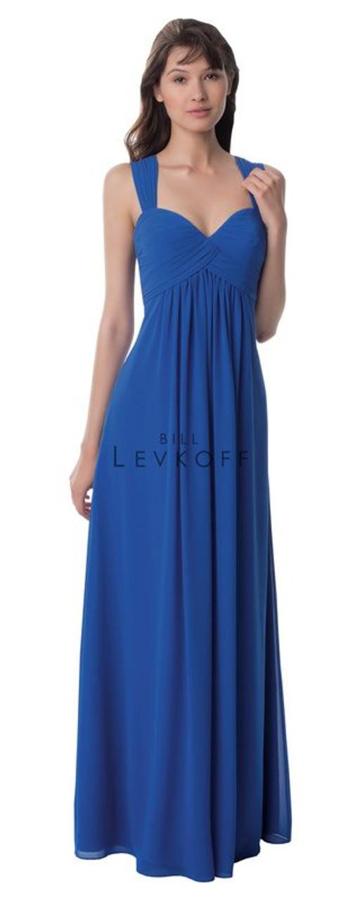 Bill Levkoff Bridesmaid Dress Style 984 - Chiffon