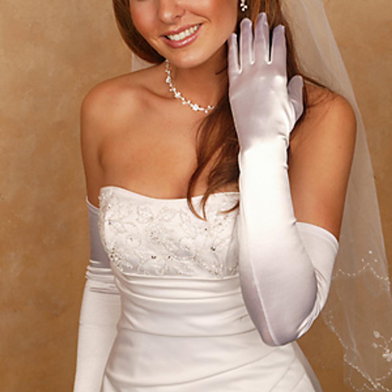 Women Wedding gloves matte bridal Evening Gloves Wedding Beach Party Gloves Beach Wedding Accessories Wedding Bohemian Wedding Bridal