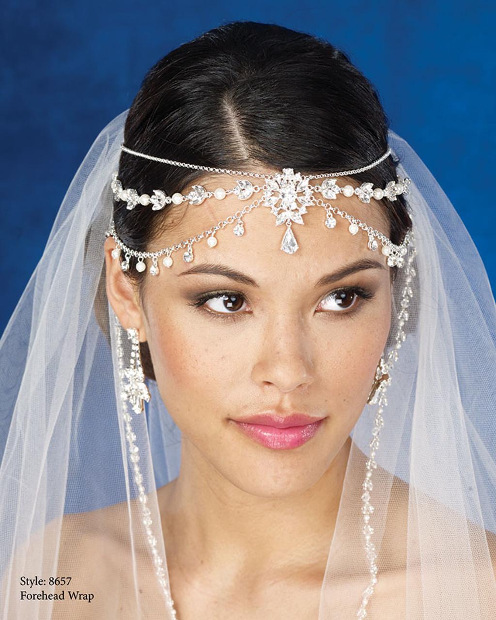 Marionat Bridal Headpieces 8657