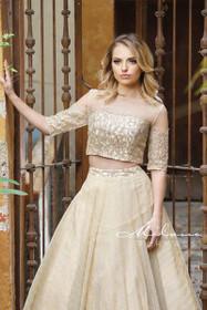 7866017793a Milano Formals E2357 - Special Occasion Dress