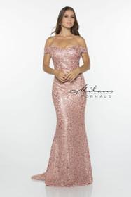 8dcc91fff3 Milano Formals E2336 - Special Occasion Dress