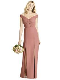 7127b4b7c85 Social Bridesmaids Dress Style 8185 - Matte Chiffon