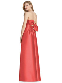 34ef855a039 Lela Rose Bridesmaid Dress LR248 Fabric  Sateen Twill