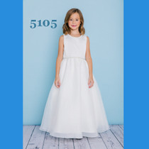 42e1a41f73 Rosebud Fashions Flower Girl Dresses Style 5105 - Satin and Organza