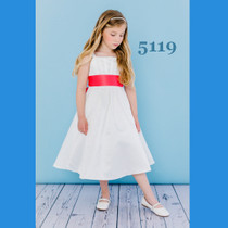 50ce92bcdc Rosebud Fashions Flower Girl Dresses Style 5119 - Satin