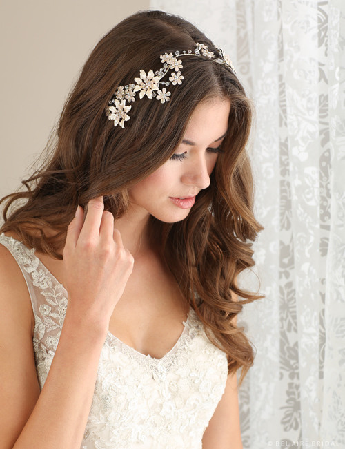 Bel Aire Bridal 6645- Headband