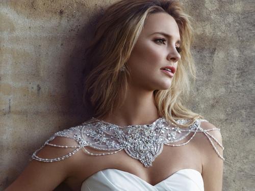 En Vogue Bridal  J1508 BEADED JACKET