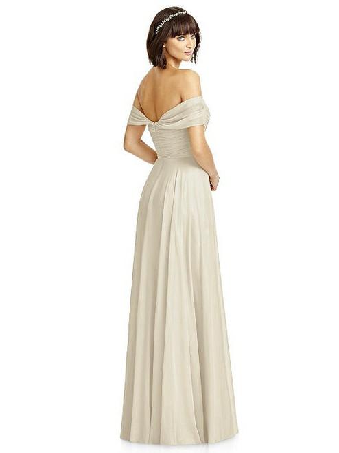 Dessy Bridesmaids Style 2970 By Vivian Diamond - Lux Chiffon