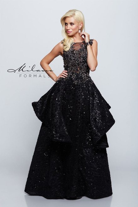 Milano Formals E2150 - Special Occasion Dress