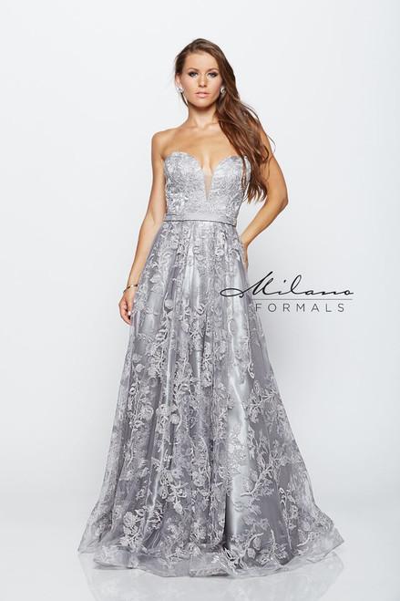Milano Formals E2163 - Special Occasion Dress