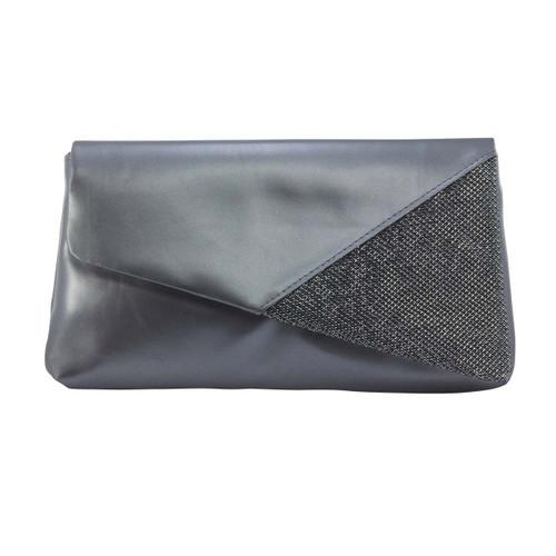 Liz Rene Handbag Morgan - B766 Pewter