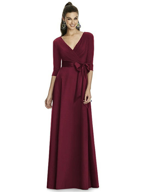 Alfred Sung Dress Style D736 - Mikado