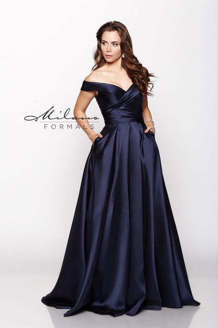 Milano Formals E2046 - Special Occasion Dress